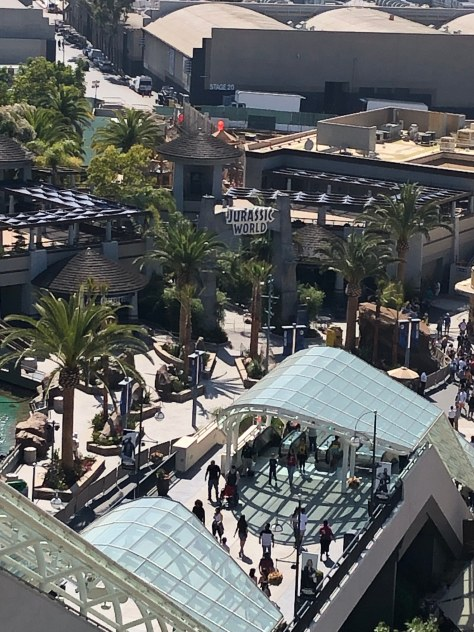 New Ride and Cafe Details Emerge From Upcoming Mega Attraction Jurassic World: The Ride at Universal Hollywood