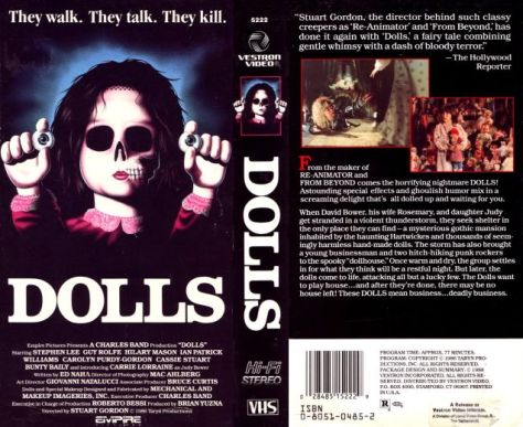 Stuart Gordon's DOLLS: The Film That Opened the Door to a Little Girl's Horror World