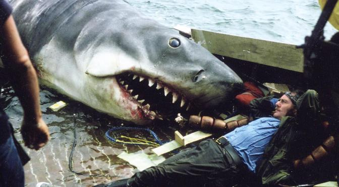 [Creature Features] 'JAWS' – The Birth of the Blockbuster and  Galeophobia