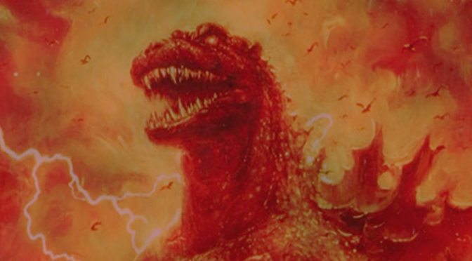 GODZILLA AND HIS TIMELESS REIGN OVER OUR HEARTS!