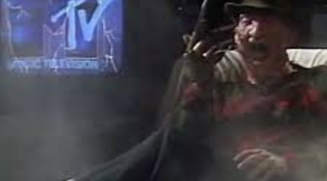 DREAM MASTER PROMO: THE MTV FREDDY KRUEGER SPECIAL PRESENTED IN ITS ENTIRETY!