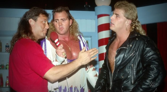 Shears of Glory! 10 Magnificent Mullets From The Pinnacle Days of the WWE