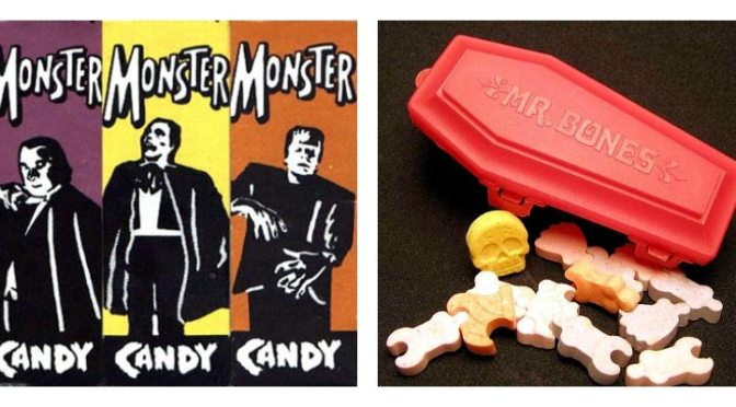 """Gimmie Dem Mr. Bones!"" 10 Nostalgic Pieces of Halloween Candy"