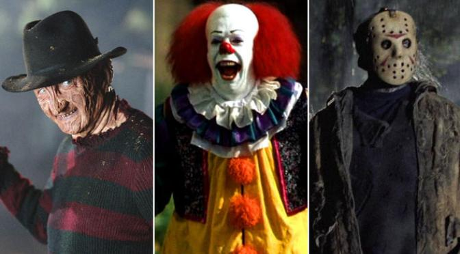 Here's the Top 25 Most Popular Horror Villain GIFS Ranked By Search Experts