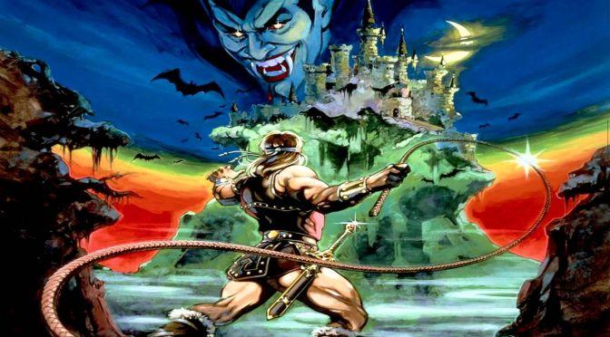 Castlevania! A Halloween Tra(con)dition