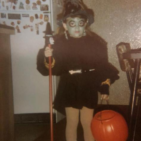 Nightmare Nostalgia Patti Pauley Little Witch