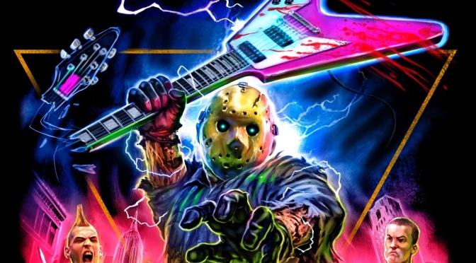Cavity Colors! Art For 'Friday the 13th' Never Looked Better!