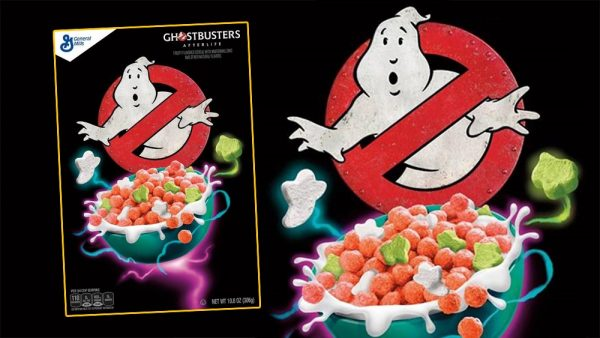 Ghostbusters Cereal and Twinkies Coming to a Store Near you!