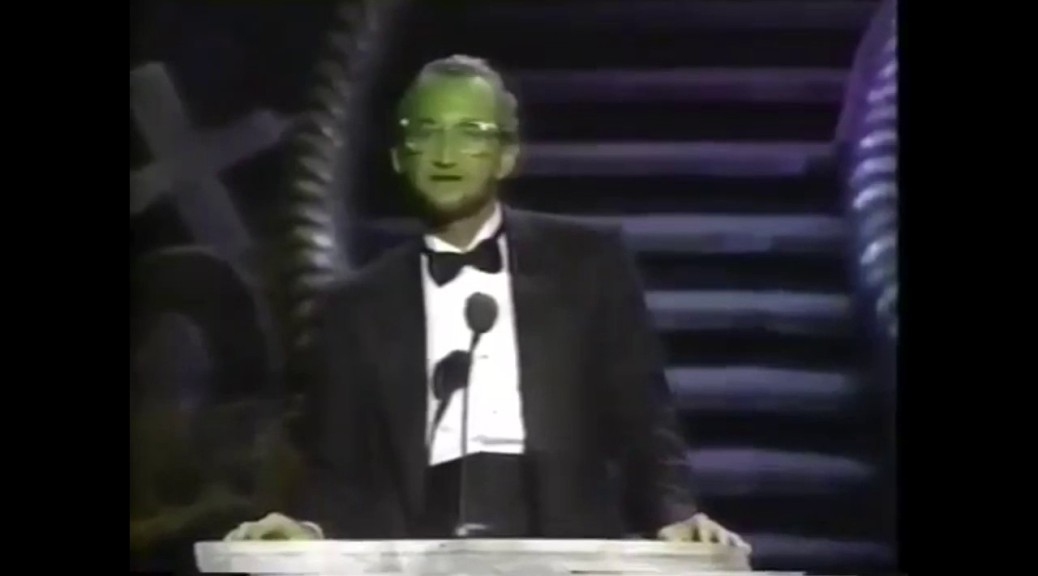 [FULL SHOW] THE 1991 HORROR HALL OF FAME AWARDS!