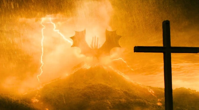 'Godzilla Vs. Kong' –  Has Mecha-King Ghidorah Been Confirmed?!?