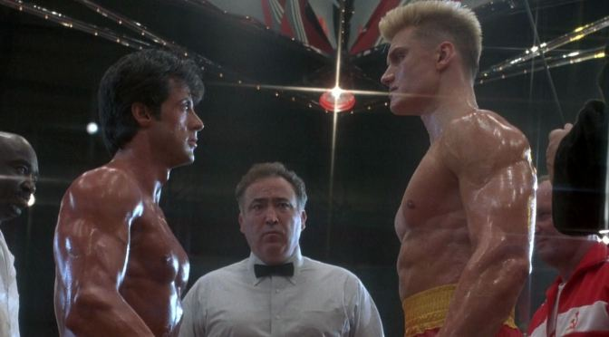 "Stallone Gives Update On ""Rocky 4"" Director's Cut"