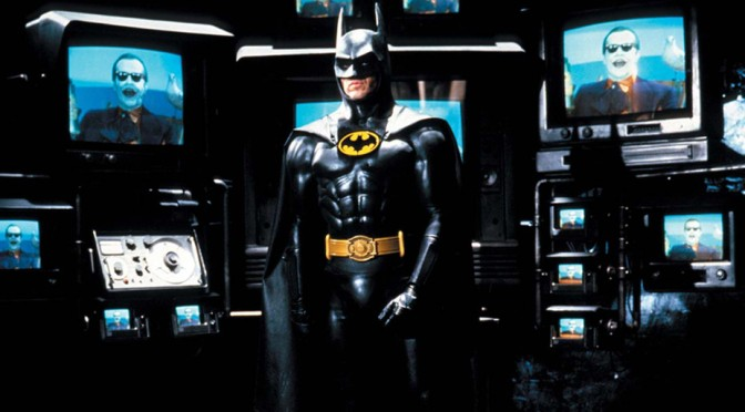 The BATMAN ('89) Teaser – The Coolest Movie Reveal Of Our Generation
