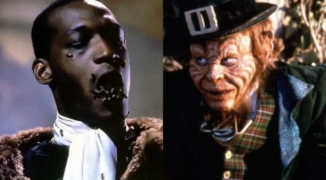 Leprechaun VS Candyman: The Horror Icon Crossover That Almost Happened