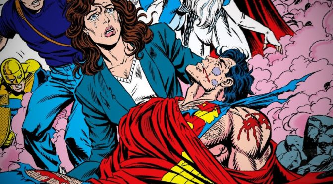The Death Of Superman – Retrospective of The Impact A Comic Had On Culture!