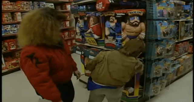 Unearthed Video of Complete Walkthrough of Toys 'R' Us Circa 1991!