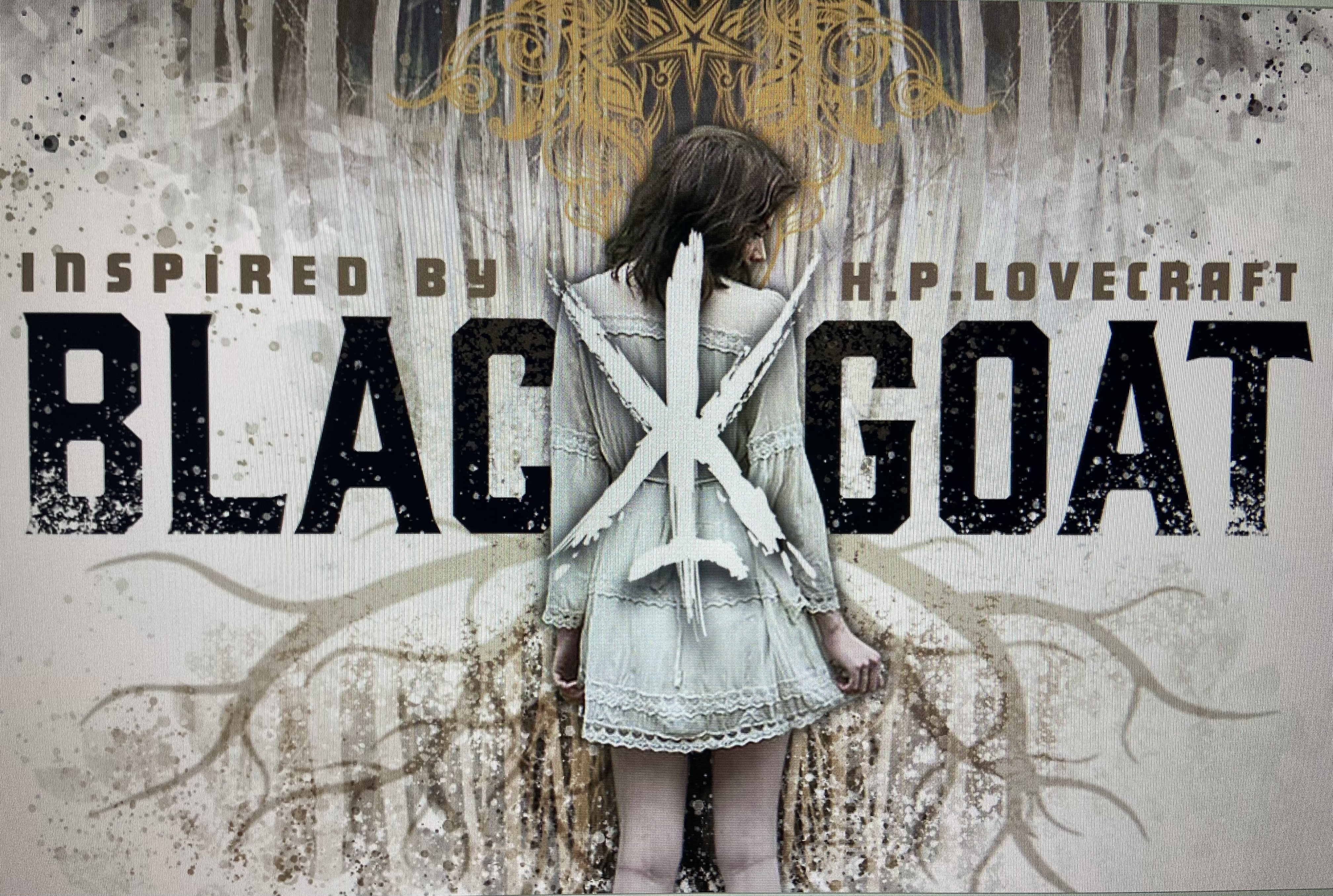 """[TRAILER] A WICKEDLY TRANSFORMATION AWAITS IN LOVECRAFT INSPIRED SERIES """"BLACK GOAT"""""""