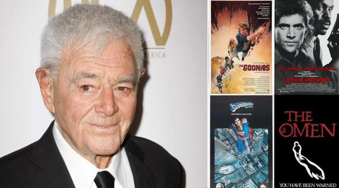 In Memory of Richard Donner – Who Made A Man Fly And The Devil Smile.