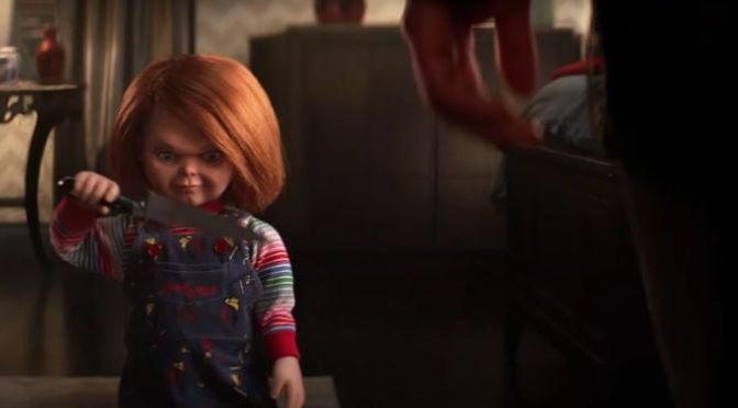 """""""Chucky"""" TV Series Full Trailer From Comic-Con Revealed!"""