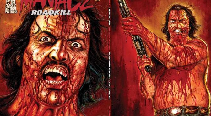 'Maniac 2' Comic Review -The Gory Story Continues!