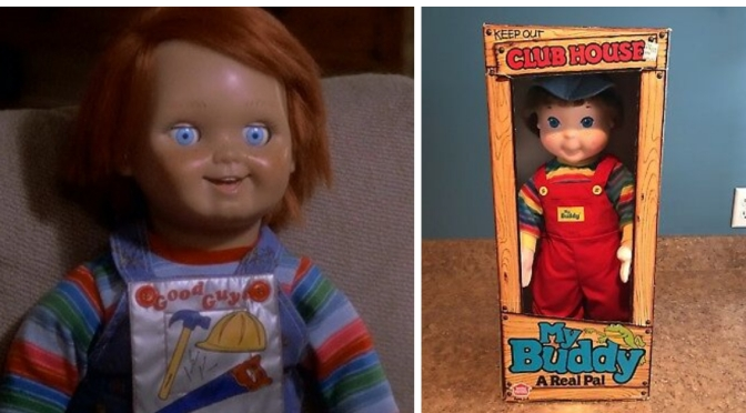 The Downfall Of The My Buddy Doll Thanks To A Good Guy Named Chucky