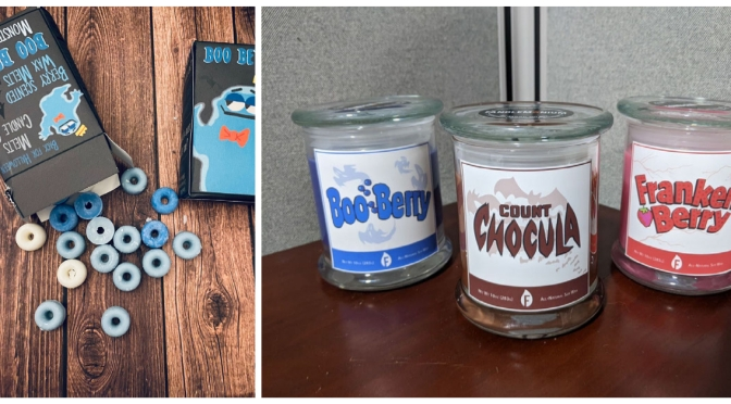 Fill your Home With The Scents Of Monster Cereal!