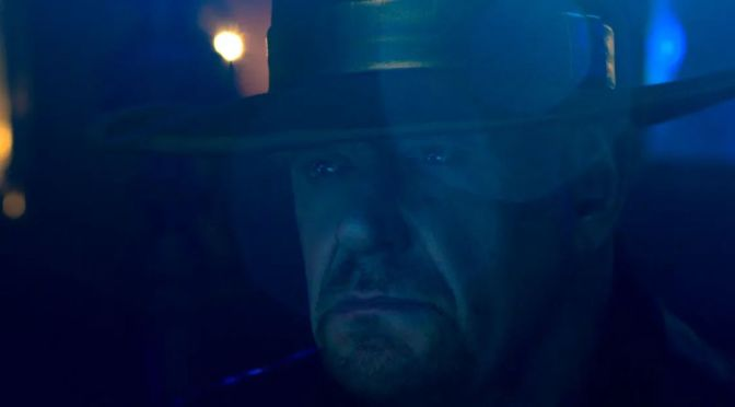 """{Trailer} Netflix and WWE Collide For: """"Escape The Undertaker"""" Interactive Halloween Special!"""