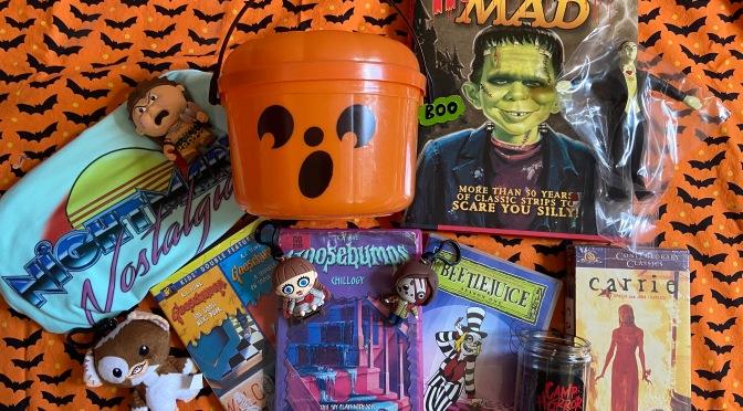 Nightmare Nostalgia's Huge Halloween Giveaway!