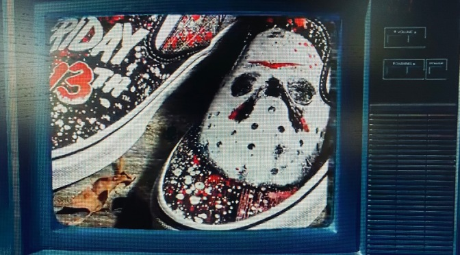 VANS Releasing Horror Movie Themed Shoes In October!