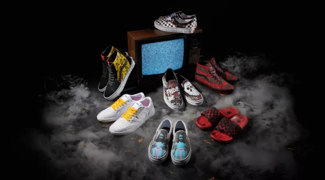 Horror Vans Announcement: Here's How To Snag A Pair