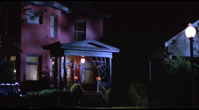 "Celebrate the Season With This ""Halloween 4"" Neighborhood Ambience Ghoul Log Video!"
