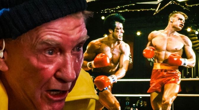 (Trailer) Rocky IV Director's Cut Adds 40 Minutes of Unseen Footage... and Mickey?!