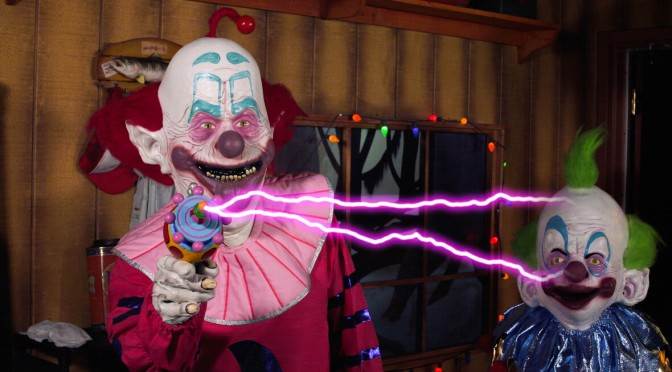 """Check Out This Rad Music Video Cover For The Dickies """"Killer Klowns From Outer Space""""!"""
